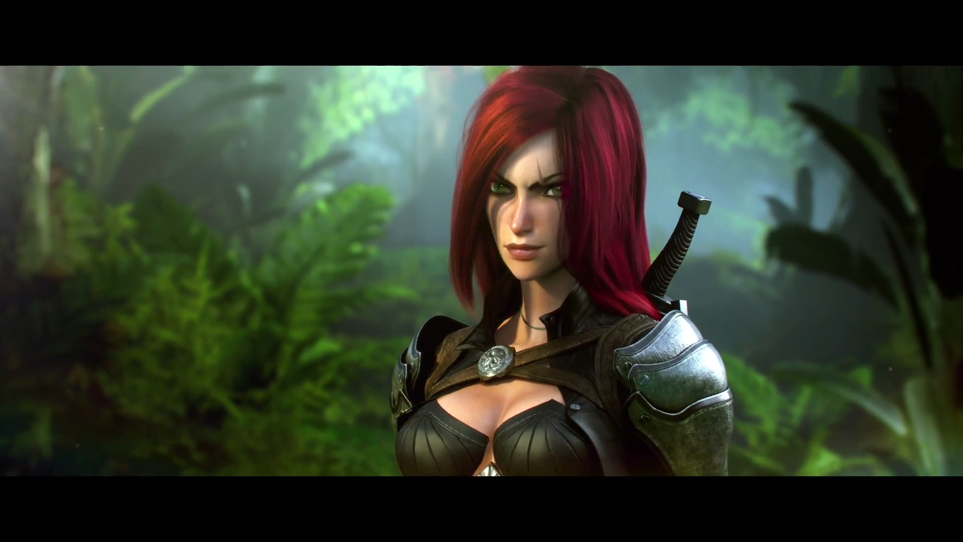 League Of Legends - Katarina by Els236 ...