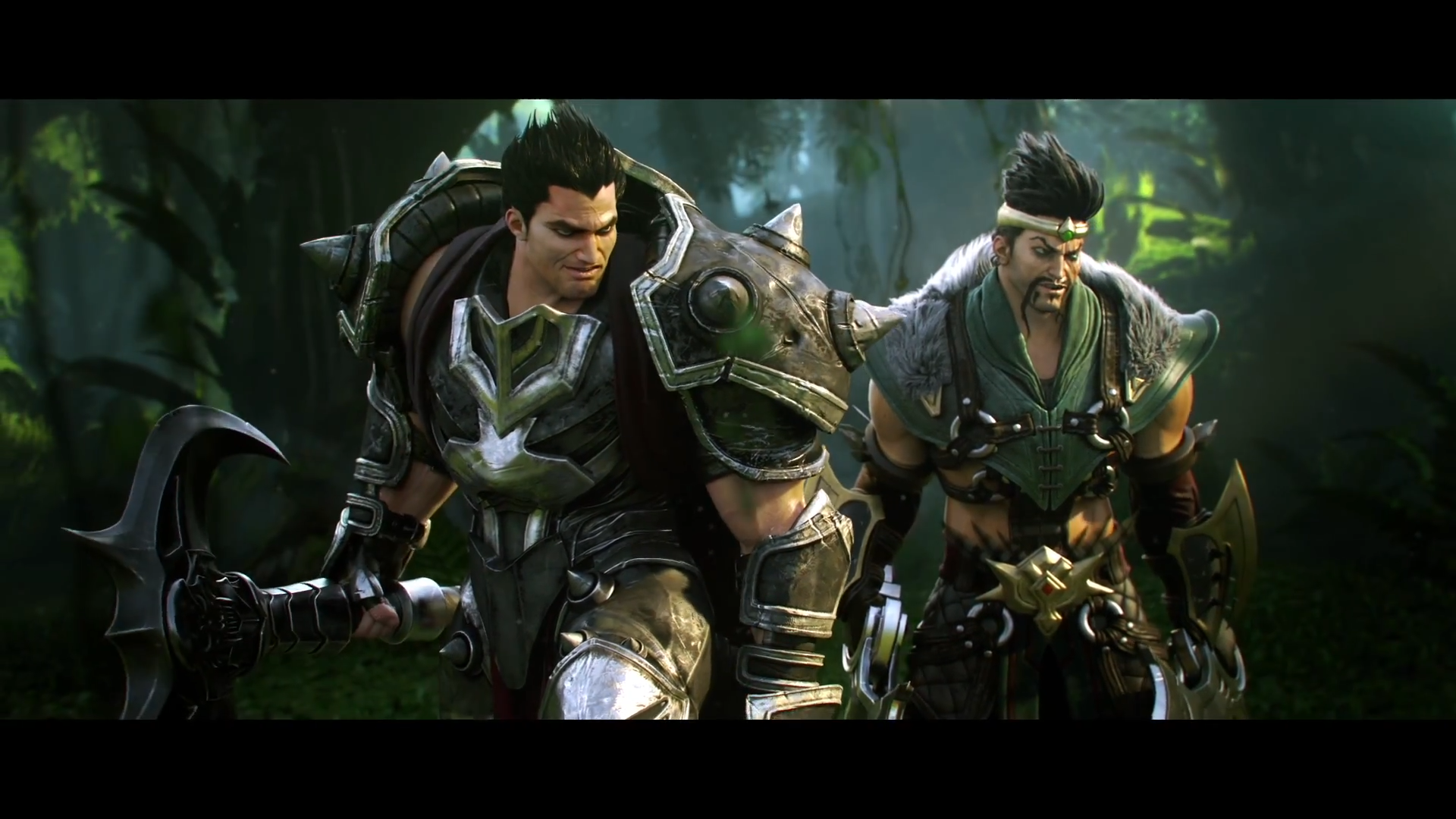 League Of Legends - Darius And Draven by Els236League Of Legends Wallpaper Darius Draven