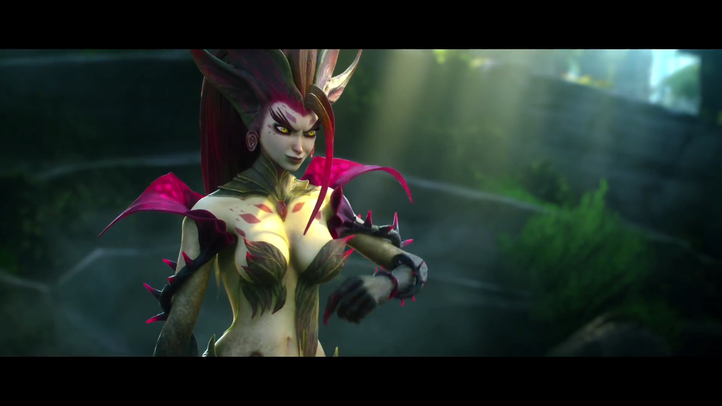 League Of Legends - Zyra by Zyra League Of Legends