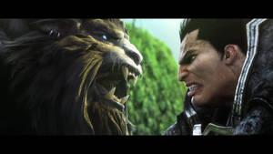 League Of Legends - Rengar And Darius
