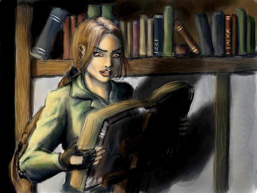 Lara by SapphireElf