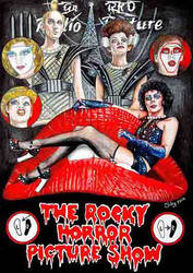 Rocky Horror Picture Show by Sianypantsart
