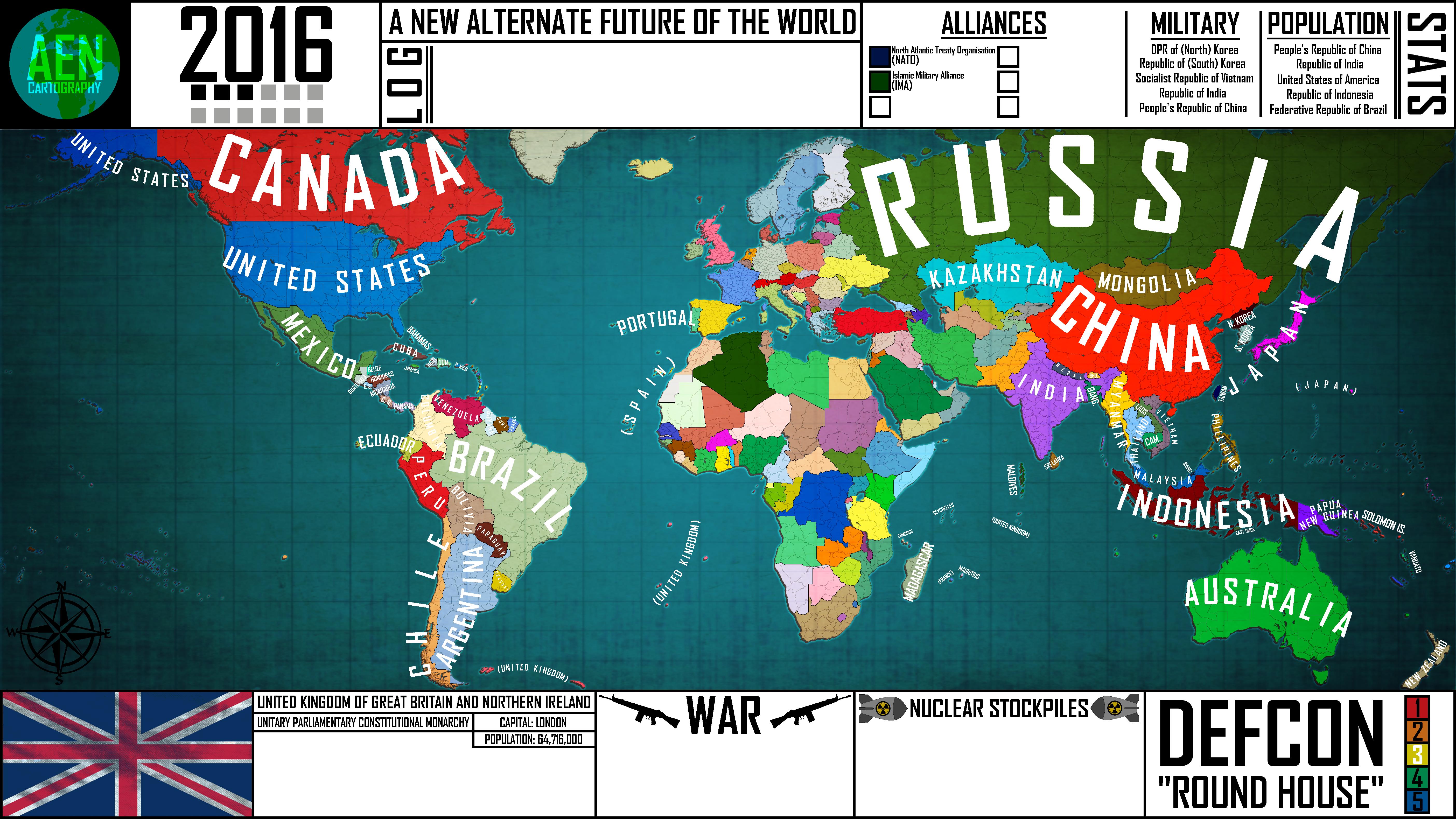 AenMaps AenMaps DeviantArt - Future map of the united states