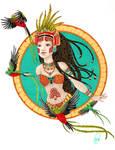 Volando con Quetzales