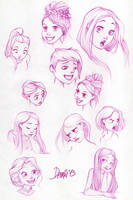 Expressions exercise by dennia