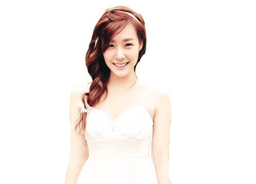 SNSD Tiffany PNG Render by HaraYoung230603