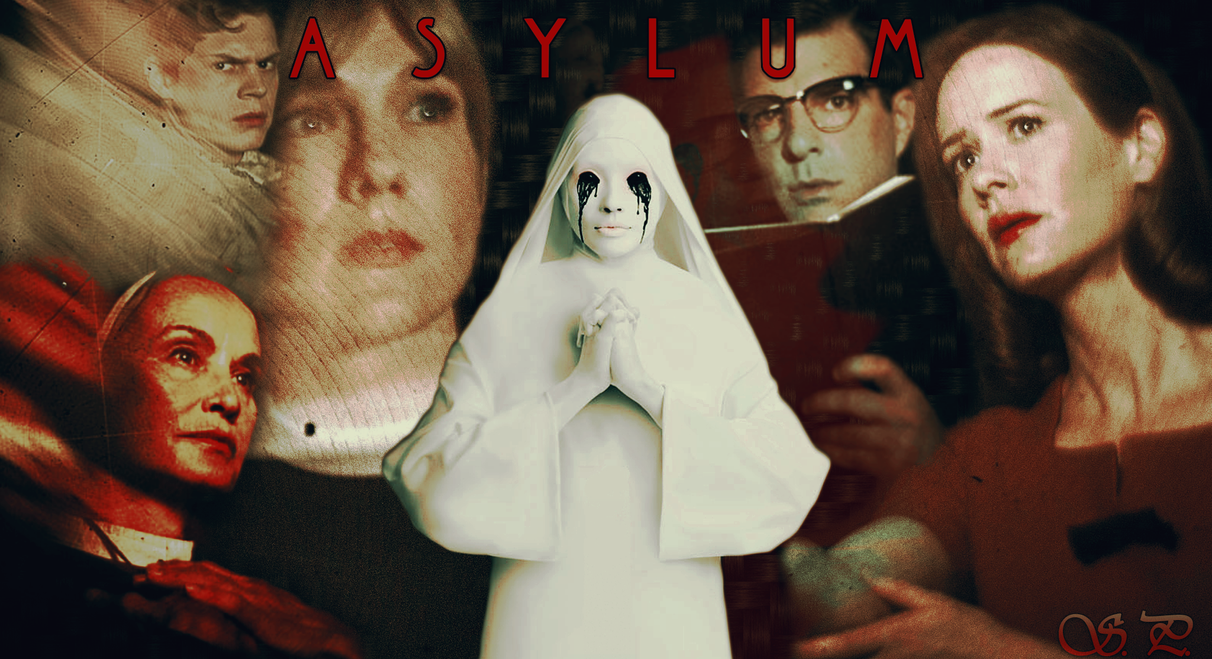 ahs: asylum-wallpaperspet99 on deviantart