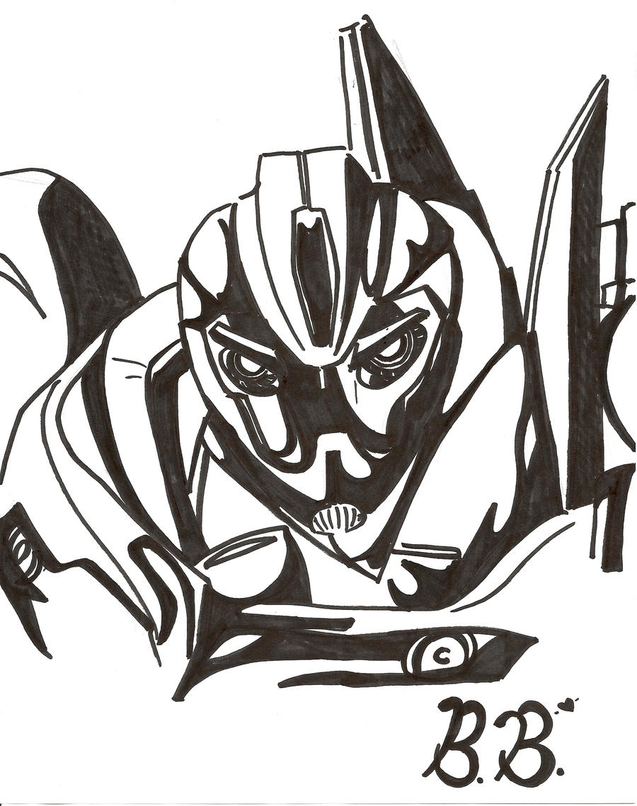 Transformers Prime Bumblebee By Angelisepic On Deviantart