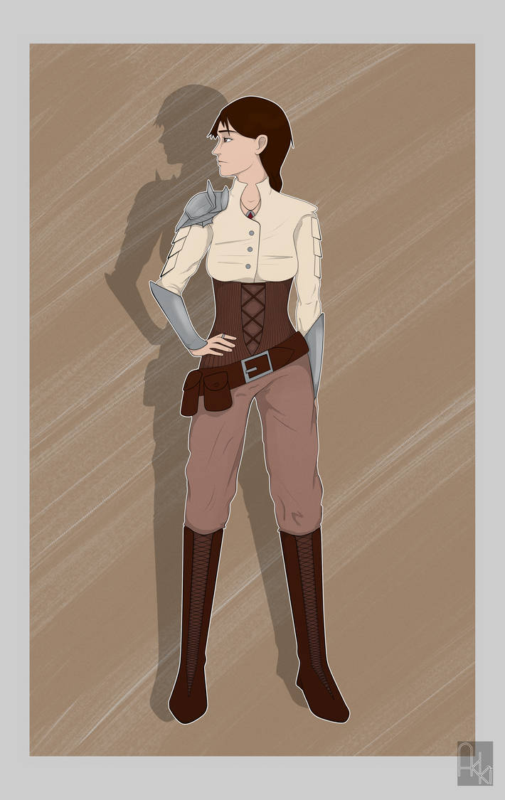 Zelda the Huntress