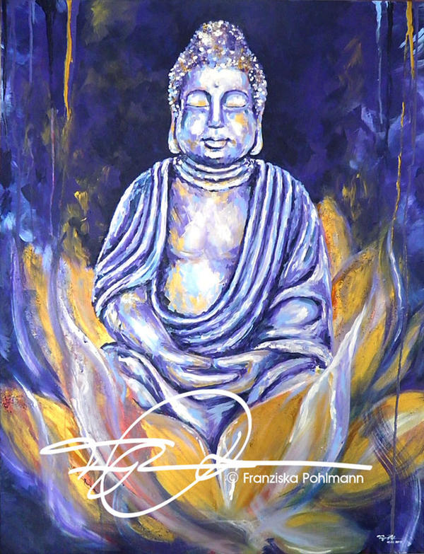 Buddha by FPthirteen