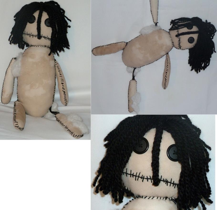 Grell's Sebastian Doll by PJpup