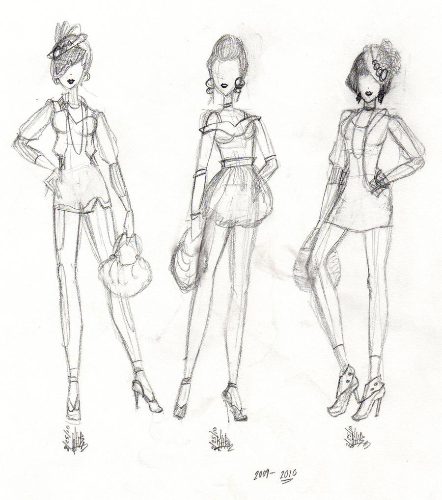 Old Fashion Sketches By Phageoflife16 On DeviantArt