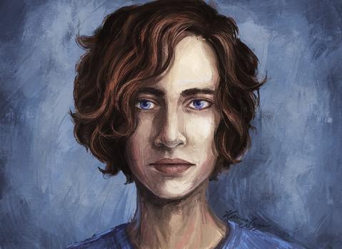 A portrait of Christopher