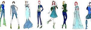 Aquatica Collection : Fashion Design