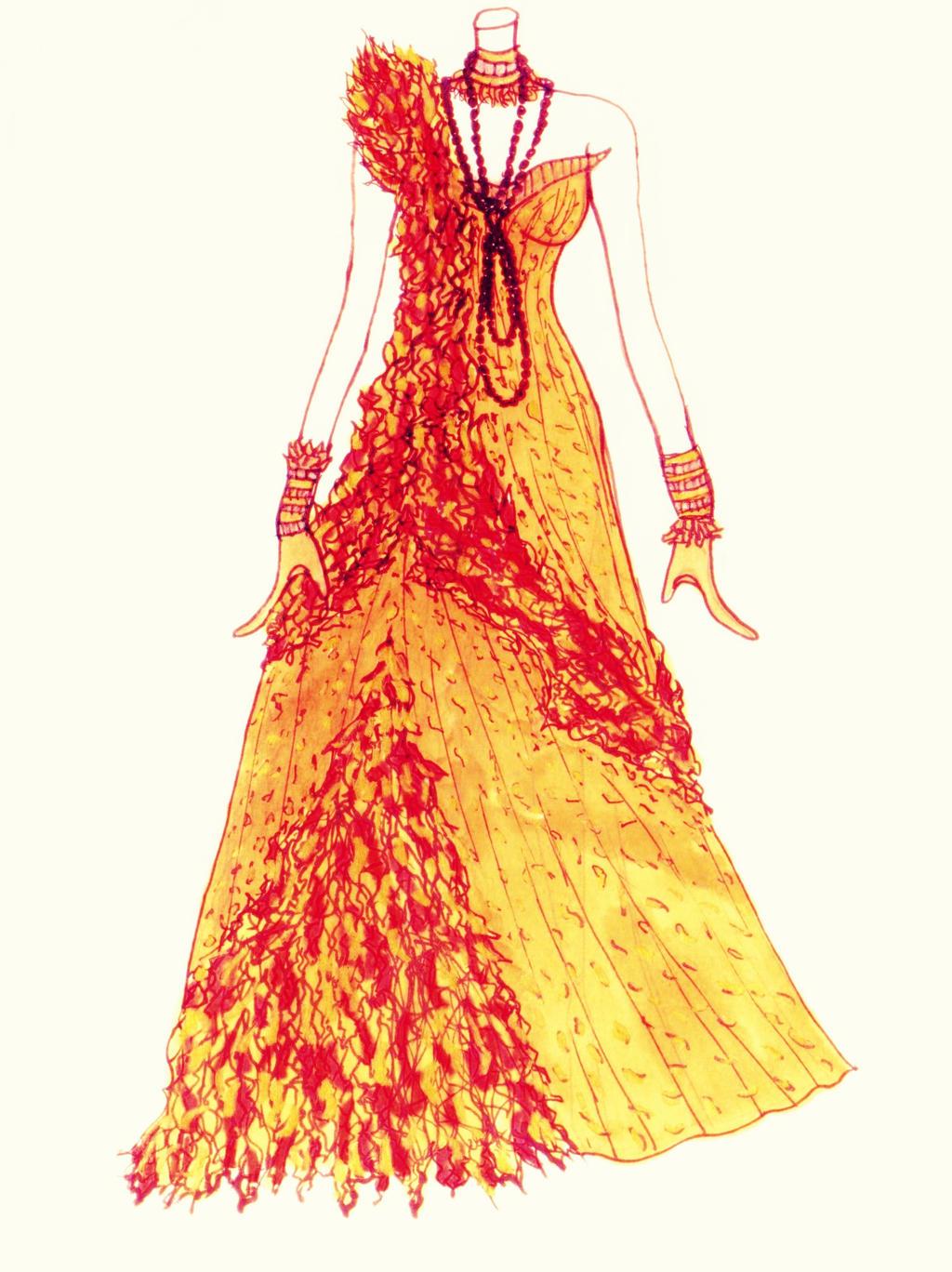 Quietus Designs : Goddess on Fire V2 by mitsuki0tennyo on DeviantArt  Quietus Designs...
