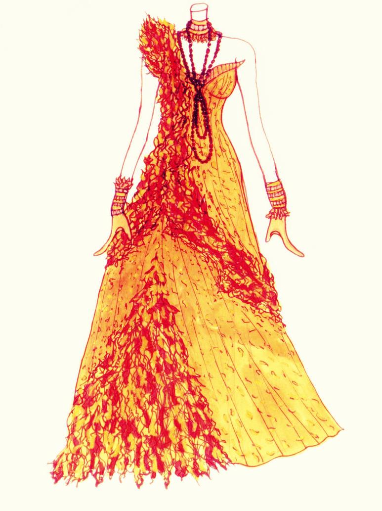 Greek Goddess Of Fire