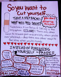So you want to cut yourself...READ THIS.