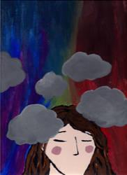 Clouded Head