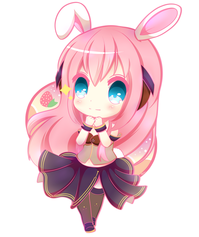 Bunny Luka v4 by Pokkiu