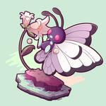 Butterfree by Pokkiu