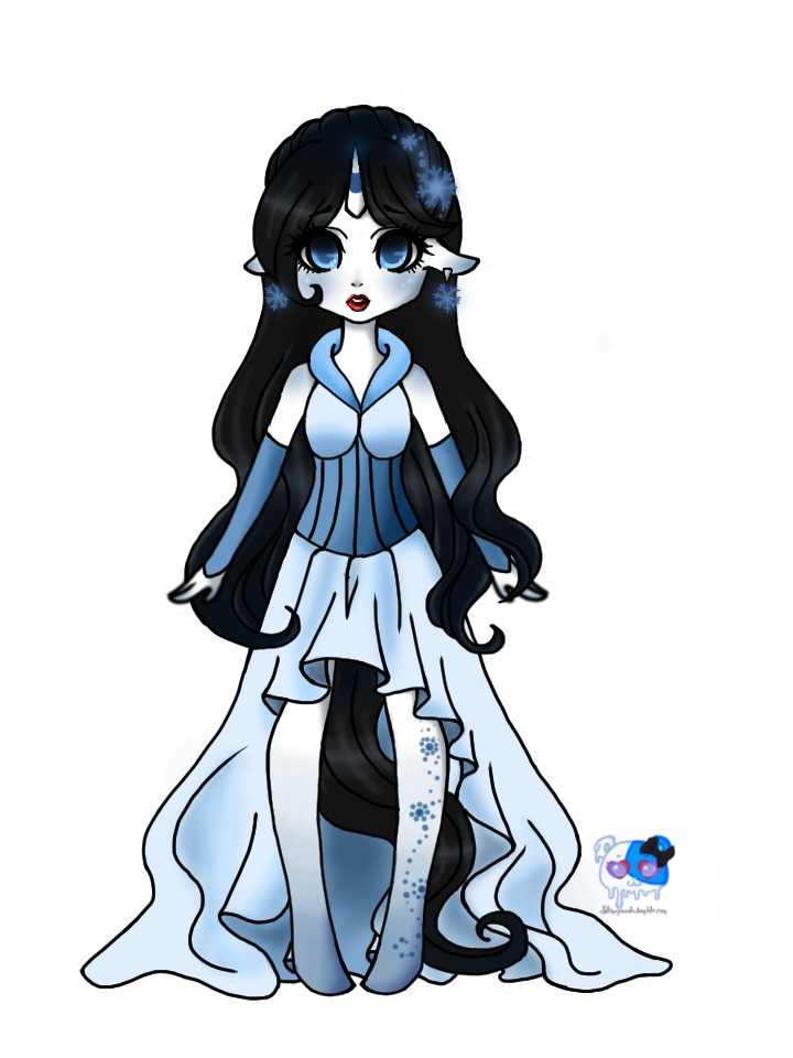 Grims Charming Snow White Pony By Chizeropa On DeviantArt