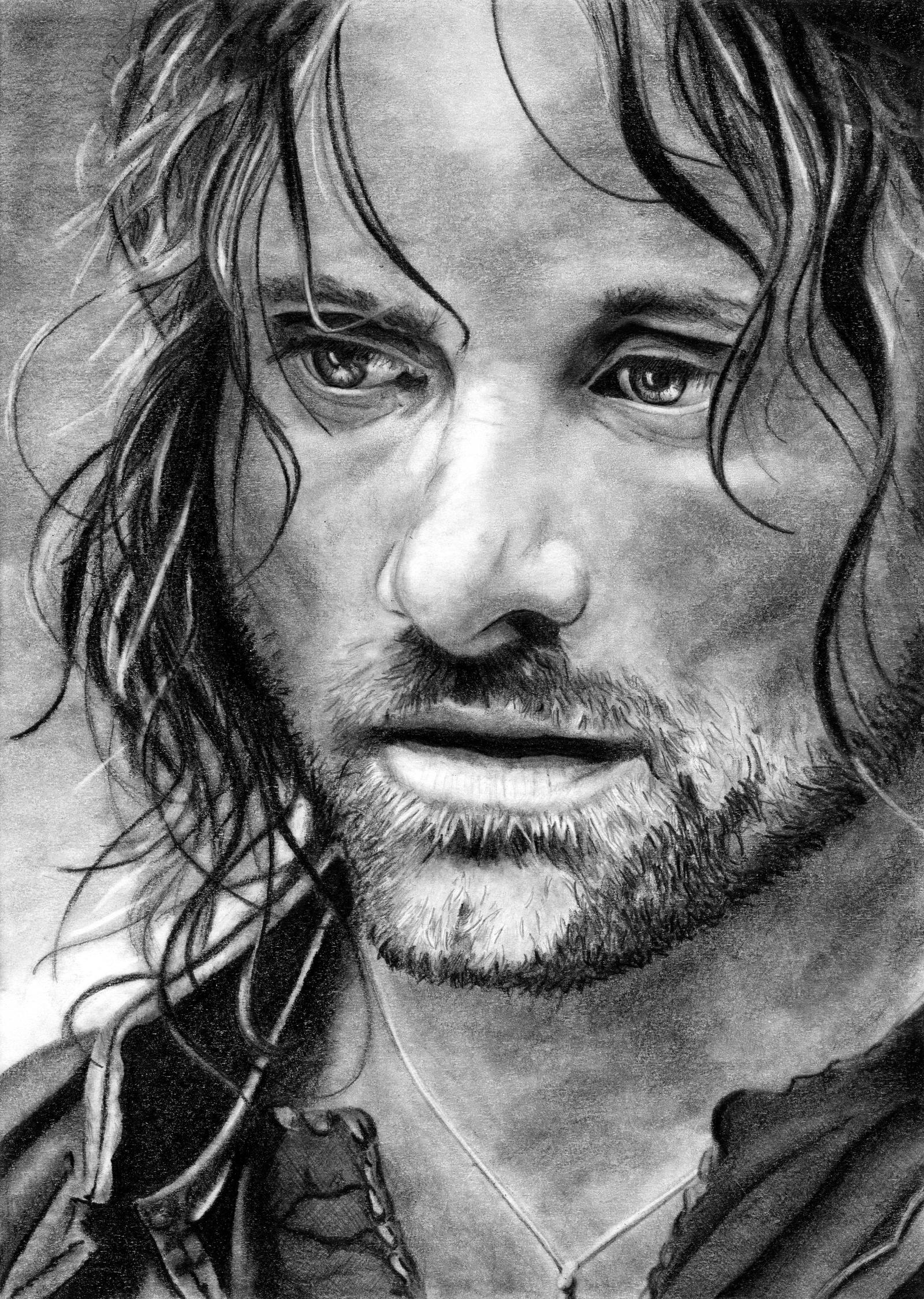 Viggo Mortensen S Character In Lord Of The Rings
