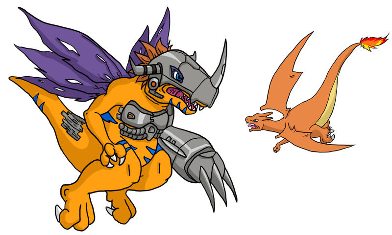 Charizard Vs Wargreymon | www.imgkid.com - The Image Kid ...