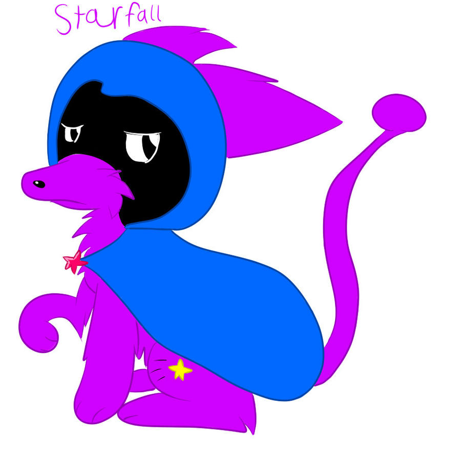 Starfall by 88angelfox