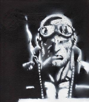 Madworld Stencil Canvas
