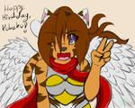 Gift 45 :: Kohaku Sphynx