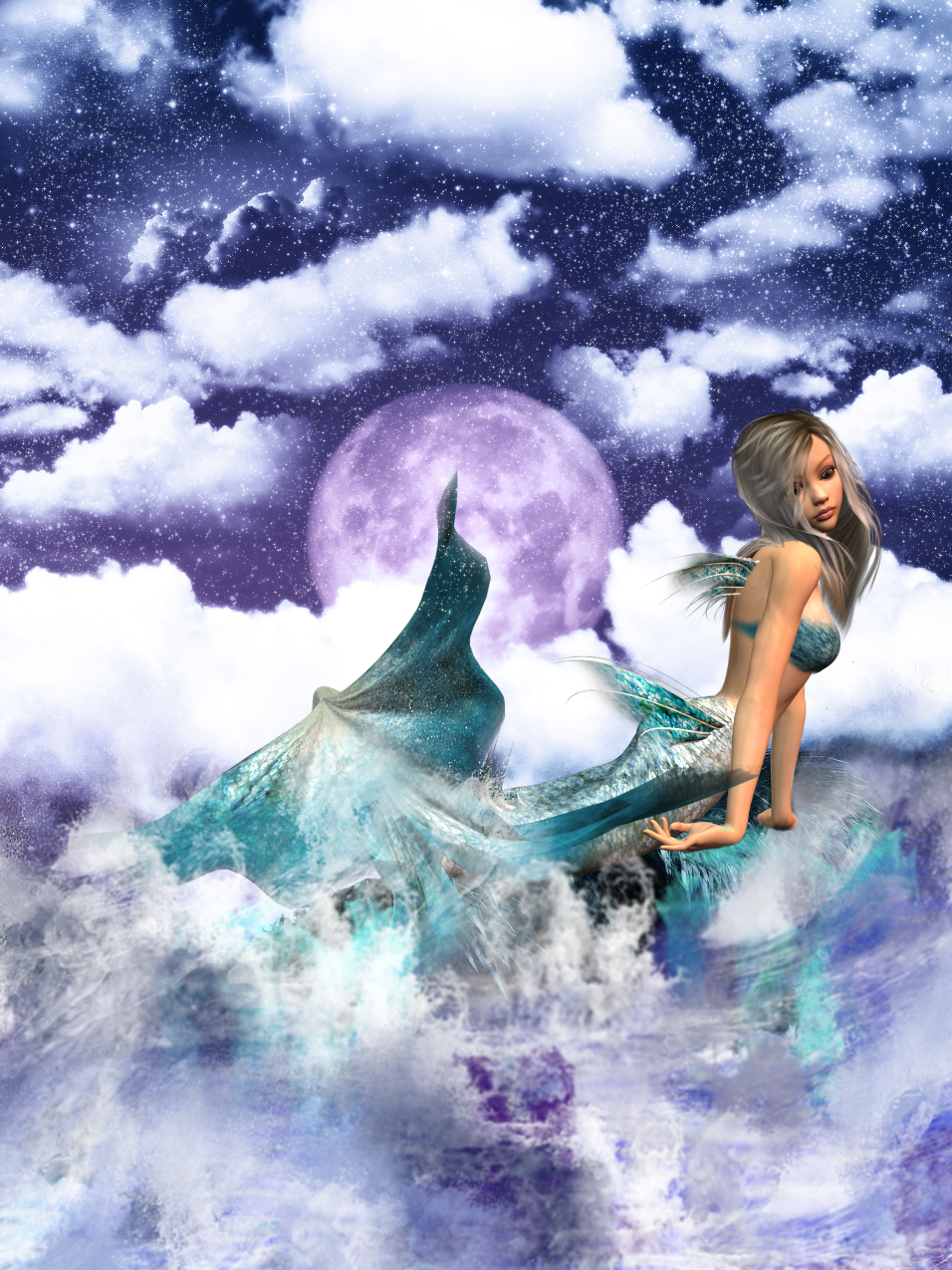 Beauty Of The Sea by Illyera