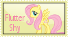 Fluttershy Stamp by Illyera