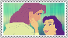 Beast and Belle Stamp3