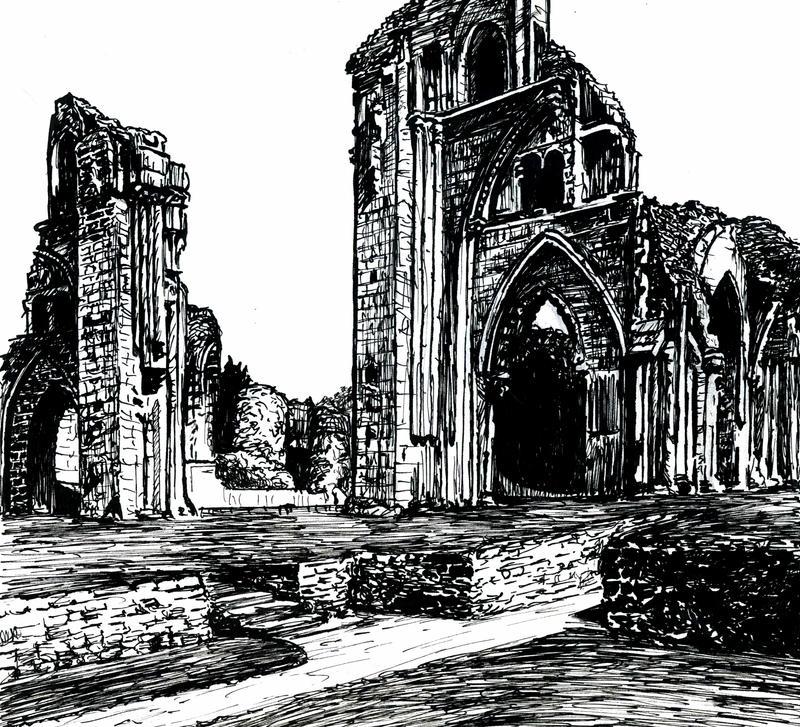 Ruin by jbrenthill
