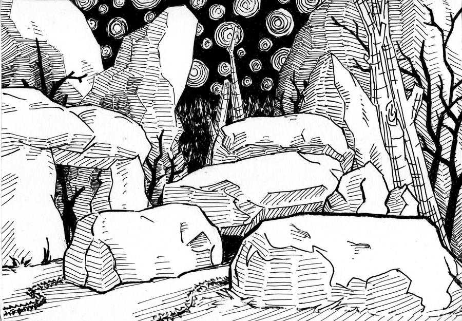Rocks by jbrenthill