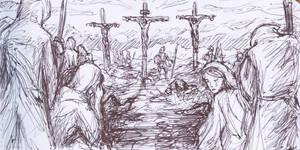 Religious Sketch