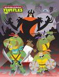 Samurai Turtles