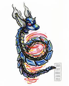 Steam-Powered Pokemon: Dragonair