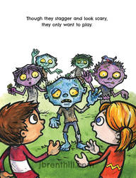 Yay, Zombies! Page 2