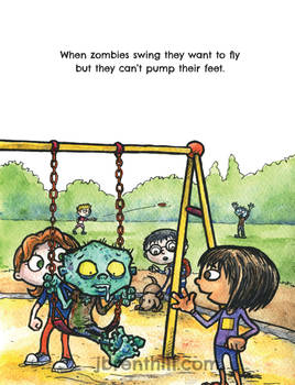 Yay, Zombies! Page 7