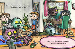 Yay, Zombies! Pages 11-12