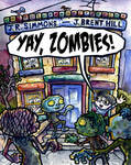 Yay, Zombies! Front Cover