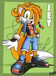 Jet the Fox