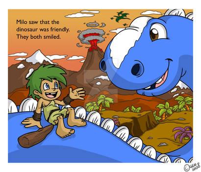 Milo and the Dinosaur