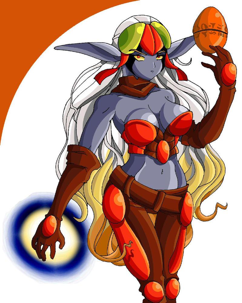 Ashlin from jak nude such goddess!