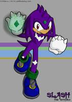 Slash for Killerms by geN8hedgehog