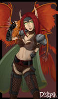 Warcraft: Distopia