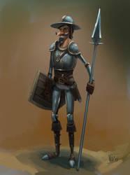 Spearman by VIZg