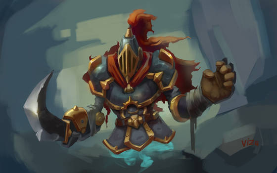 Living armor by VIZg