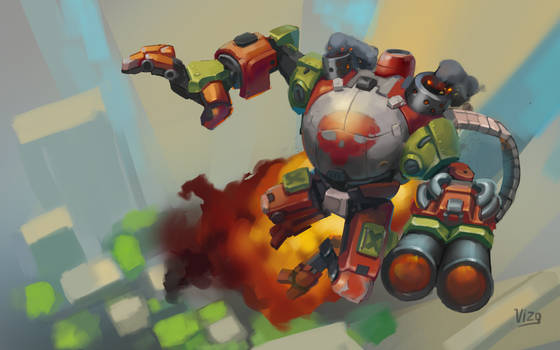 Jumpbot by VIZg